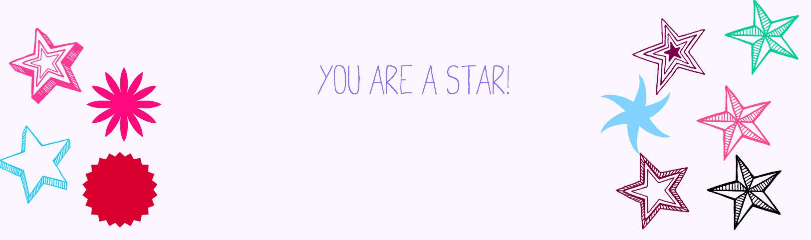 You are star